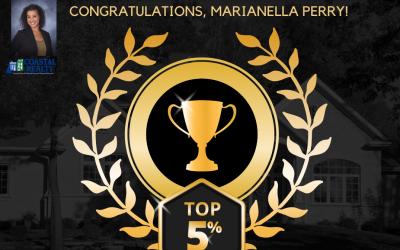Marianella Perry Earns Homesnap Pro Agent Award!